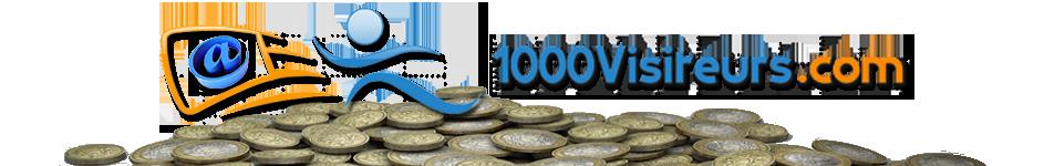 1000 Visiteurs.com